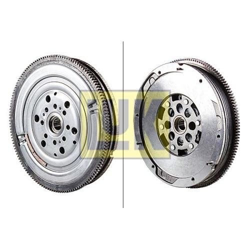 1 Schwungrad LuK 415 0267 10 LuK DMF OPEL SAAB, für Fahrzeuge mit Schaltgetriebe