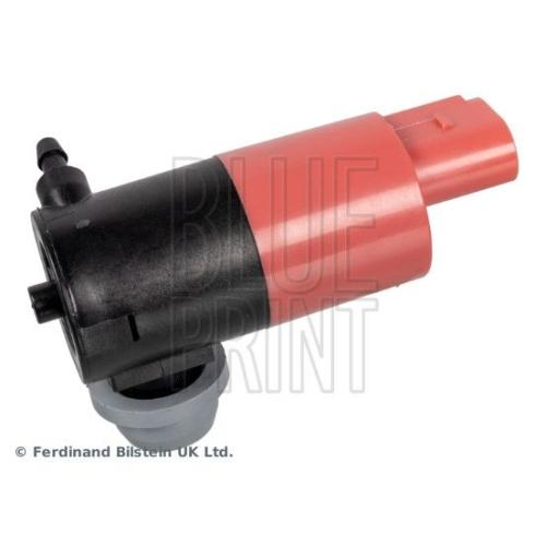 Waschwasserpumpe Scheibenreinigung Blue Print ADT30304 für Toyota Hinten