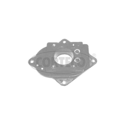Zwischenflansch Vergaser Corteco 21652133 für Audi Seat VW
