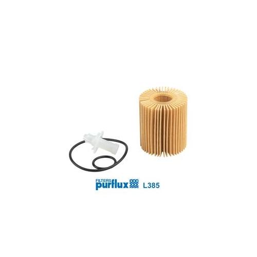 1 Ölfilter PURFLUX L385 für IVECO TOYOTA ROVER/AUSTIN AC