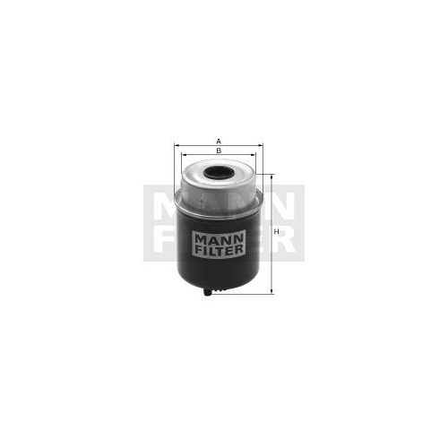 1 Kraftstofffilter MANN-FILTER WK 8169 JCB SPERRY NEW HOLLAND