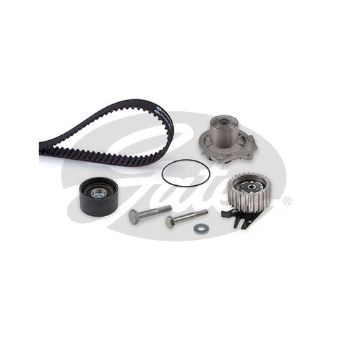 Wasserpumpe + Zahnriemensatz Gates KP55500XS Powergrip® für Alfa Romeo