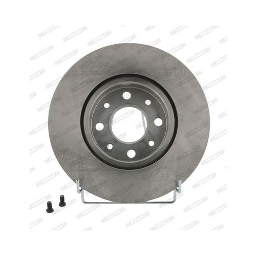 2 Bremsscheibe FERODO DDF521 PREMIER für ALFA ROMEO FIAT LANCIA, Vorderachse