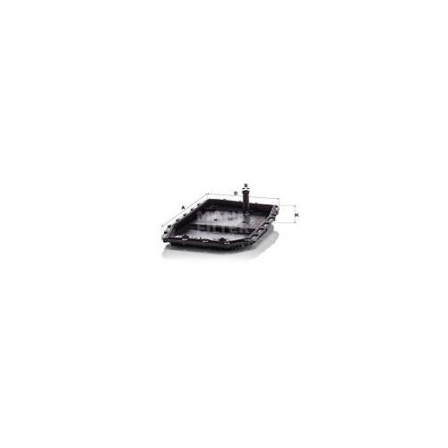 Hydraulikfilter Automatikgetriebe Mann-filter H 50 002 für Bmw Jaguar Land Rover