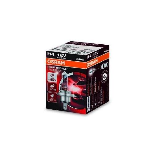 1 Glühlampe, Fernscheinwerfer OSRAM 64193NBU NIGHT BREAKER UNLIMITED, vorne