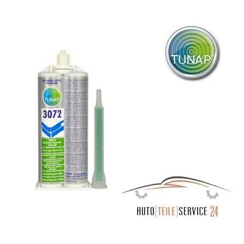 Tunap 307 2005AB Tunseal Kunststoffkleber Schwarz Transparent Reparaturen 2 x 25 ml