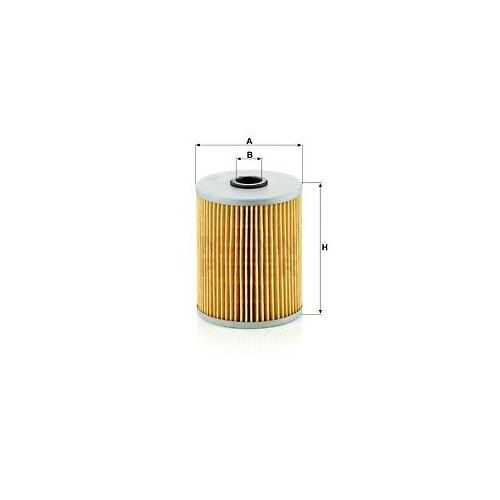 1 Filter, Arbeitshydraulik MANN-FILTER H 929/3 y für SCANIA