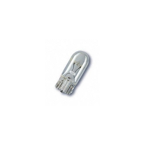 1 Glühlampe, Blinkleuchte OSRAM 2825 ORIGINAL, Fahrzeugheckklappe, beidseitig