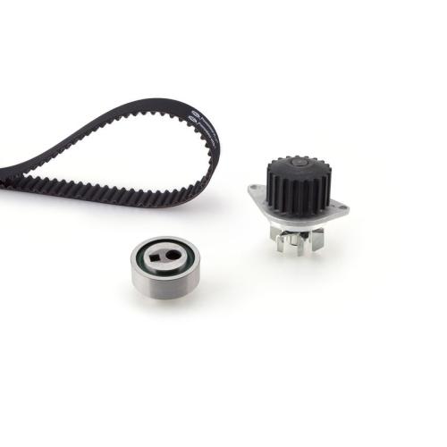 Wasserpumpe + Zahnriemensatz Gates KP15175XS-1 Powergrip® für