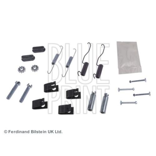 Zubehörsatz, Bremsbacken BLUE PRINT ADA1041501 für