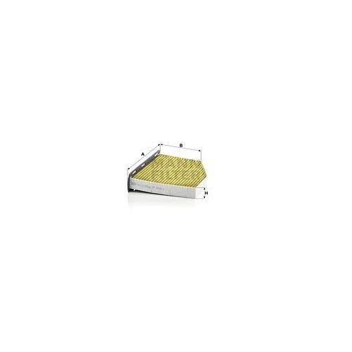 1 Filter, Innenraumluft MANN-FILTER FP 2939/1 FreciousPlus für VAG