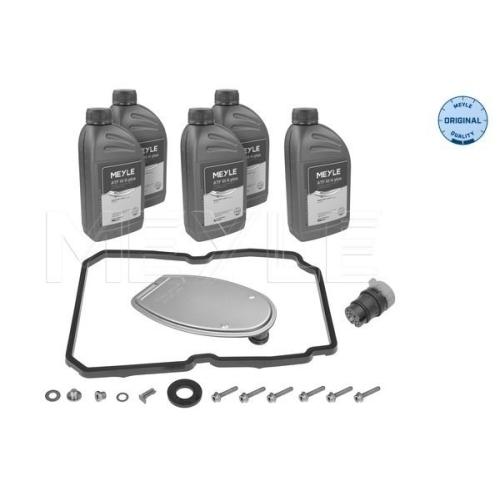 Teilesatz Ölwechsel Automatikgetriebe Meyle 014 135 0201 für Mercedes Benz