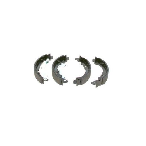 1 Bremsbackensatz Bosch 0986487704 für Fiat Ford Hinterachse