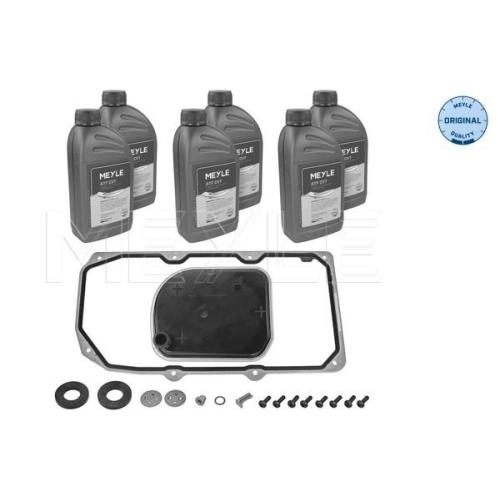 Teilesatz Ölwechsel Automatikgetriebe Meyle 014 135 0214 für Mercedes Benz