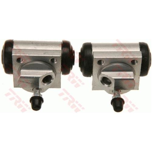 2 Radbremszylinder TRW BWF336T für SMART, Hinterachse, Hinterachse beidseitig