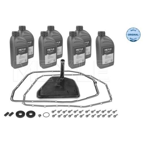 Teilesatz Ölwechsel Automatikgetriebe Meyle 100 135 0003 für Audi
