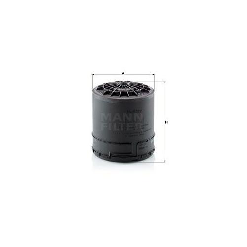 1 Lufttrocknerpatrone Druckluftanlage Mann-filter TB 15 001 z KIT für Daf Iveco