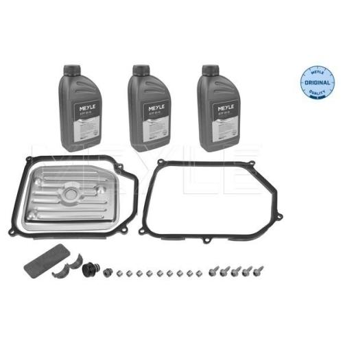 Teilesatz, Ölwechsel-Automatikgetriebe MEYLE 100 135 0014 für AUDI SEAT SKODA VW