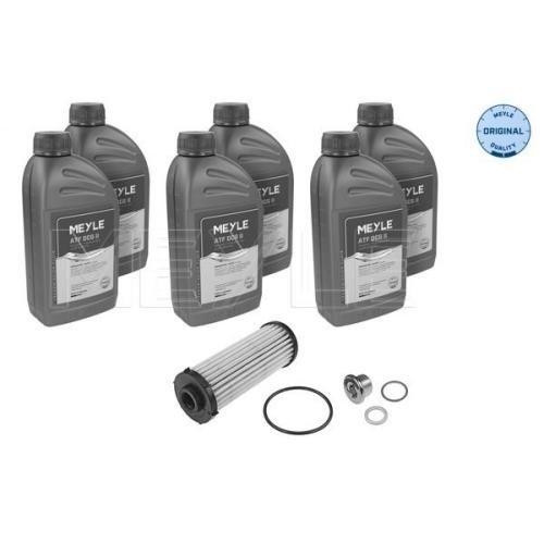 Teilesatz Ölwechsel Automatikgetriebe Meyle 100 135 0103 für Audi Seat Skoda VW