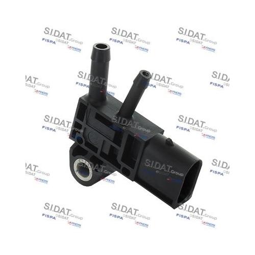 1 Sensor Abgasdruck Sidat 84.319 für Chrysler Mercedes Benz Mercedes Benz Jeep