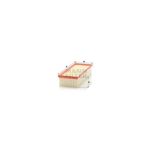 1 Luftfilter Mann-filter C 35 154 für Vag