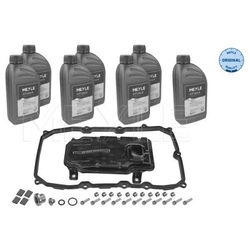 Teilesatz Ölwechsel Automatikgetriebe Meyle 100 135 0108 für Audi Porsche VW