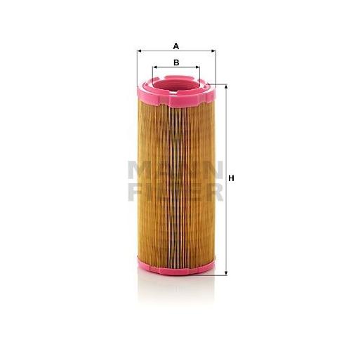 1 Filter Innenraumluft Mann-filter C 14 210/2 für Gmc Hanomag Henschel Isuzu Jcb