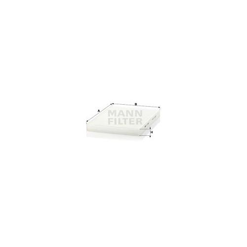 1 Filter, Innenraumluft MANN-FILTER CU 2882 für VAG