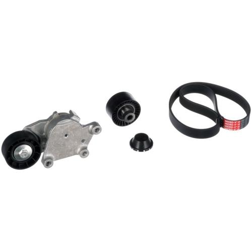 Keilrippenriemensatz Gates K016PK803 Micro-v® Kit für