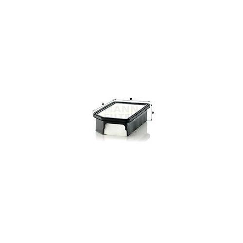 1 Luftfilter MANN-FILTER C 26 014 HYUNDAI KIA