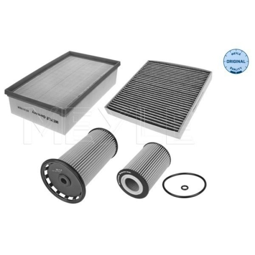 Filter Satz Meyle 112 330 0006/S Meyle-original-kit: Better Solution For You! VW