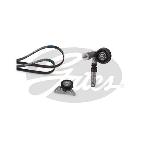 Keilrippenriemensatz Gates K035PK1435 Micro-v® Kit für