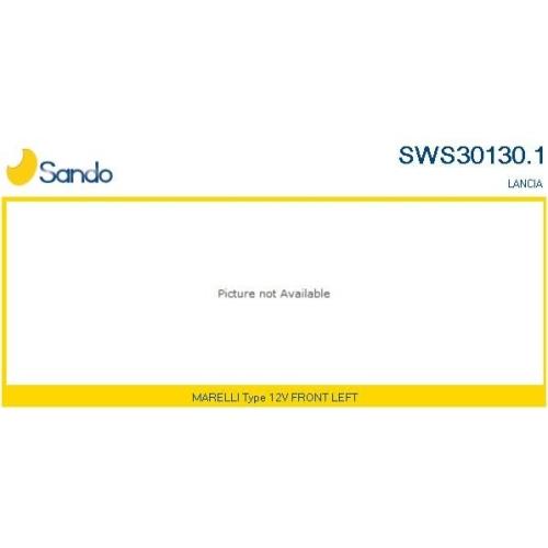 Scheibenreinigungsanlage Sando SWS30130.1 für Fiat Lancia Vorne