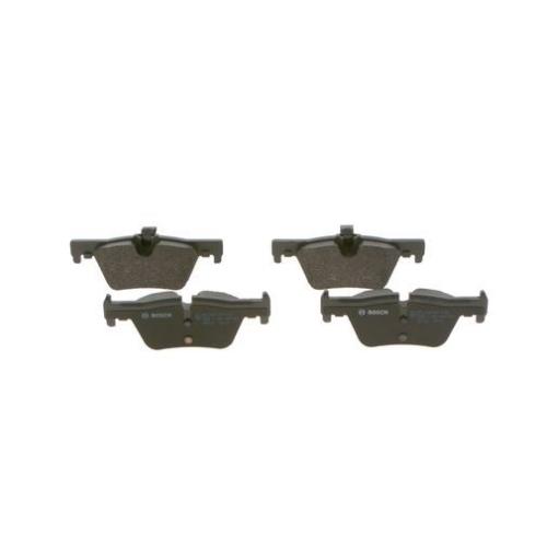 Bremsbelagsatz Scheibenbremse Bosch 0986494554 für Bmw Hinterachse