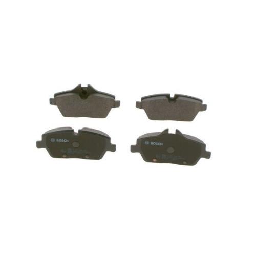 4 Bremsbelagsatz Scheibenbremse Bosch 0986494120 für Bmw Mini Vorderachse