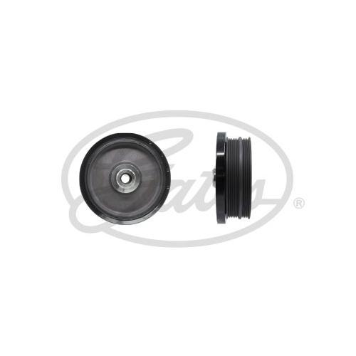 Riemenscheibe, Kurbelwelle GATES TVD1122A DriveAlign® für BMW