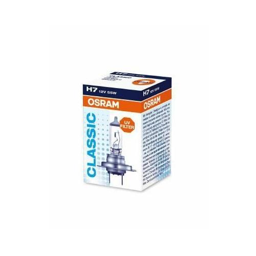 1 Glühlampe, Abbiegescheinwerfer OSRAM 64210CLC CLASSIC für