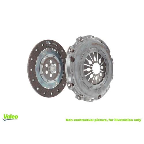 VALEO 826554 Kupplungssatz für Renault