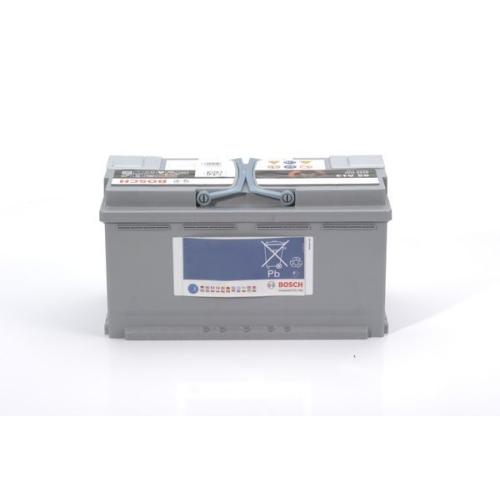 Bosch Batterie Starterbatterie 95Ah Akku Autobatterie 850A Audi A4 Bmw 3er 5er