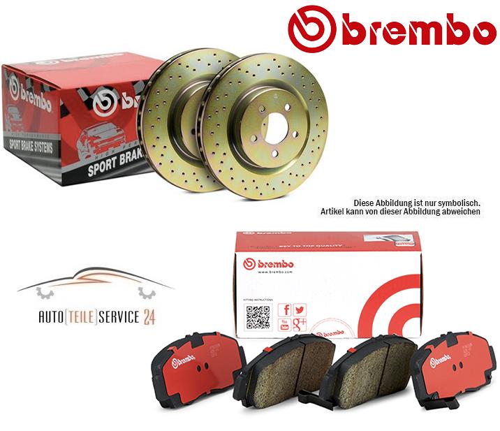 brembo 2x bremsscheiben vorne 257mm bel ftet und bel ge. Black Bedroom Furniture Sets. Home Design Ideas